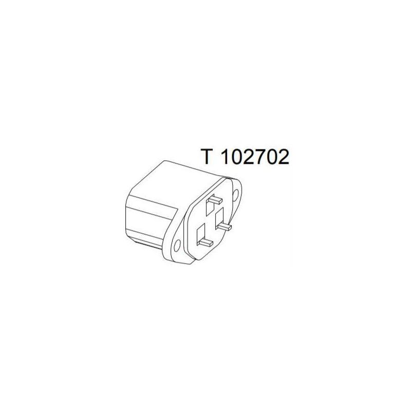 Prise RASOR D100 réf T102702