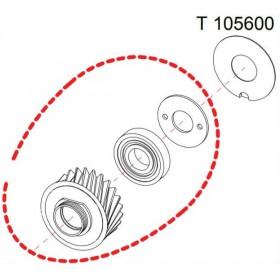 Rondelle RASOR T105600