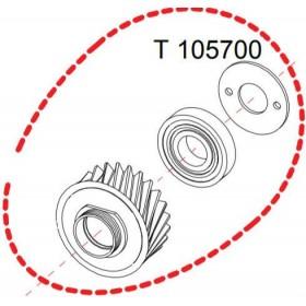 Rondelle RASOR T105700