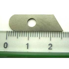 Couteau inférieur HUSQVARNA S15 / SINGER réf 416325901