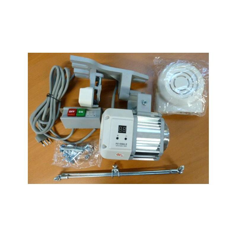 Moteur électronique machine a coudre industrielle EFFECI 550A2