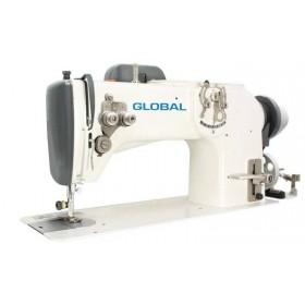 GLOBAL ZZ 217 - Machine a coudre zig zag non coupe fil (en option : came et/ou puller)