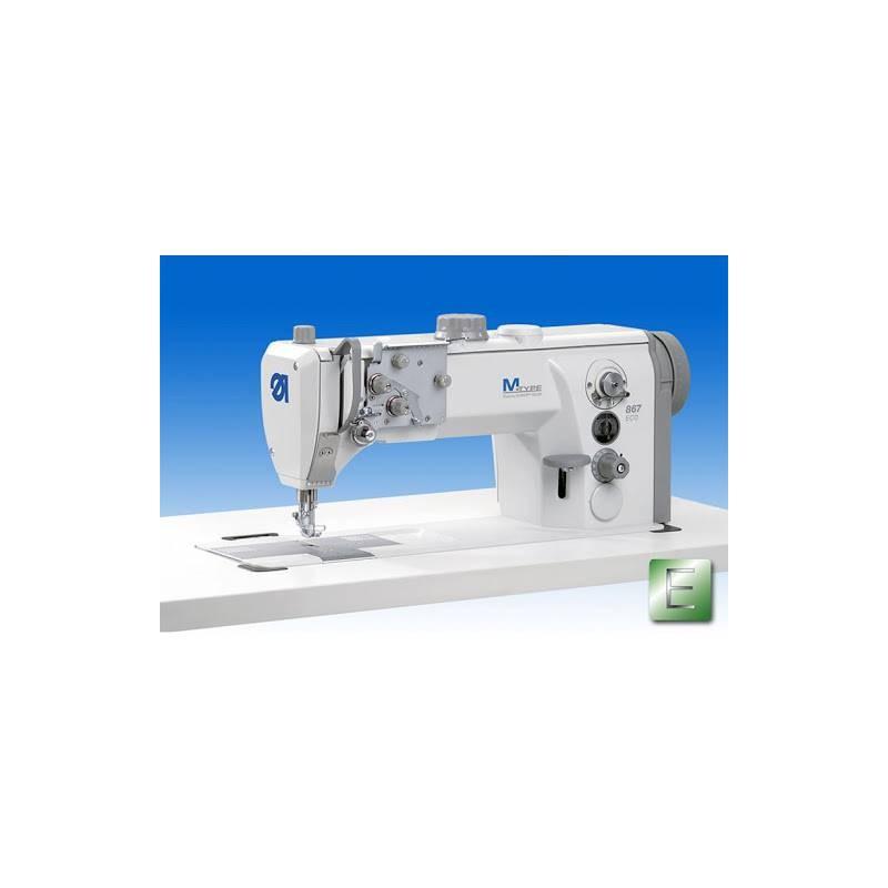 Piqueuse triple entrainement ADLER 867-190040 ECO M-TYPE crochet XXL