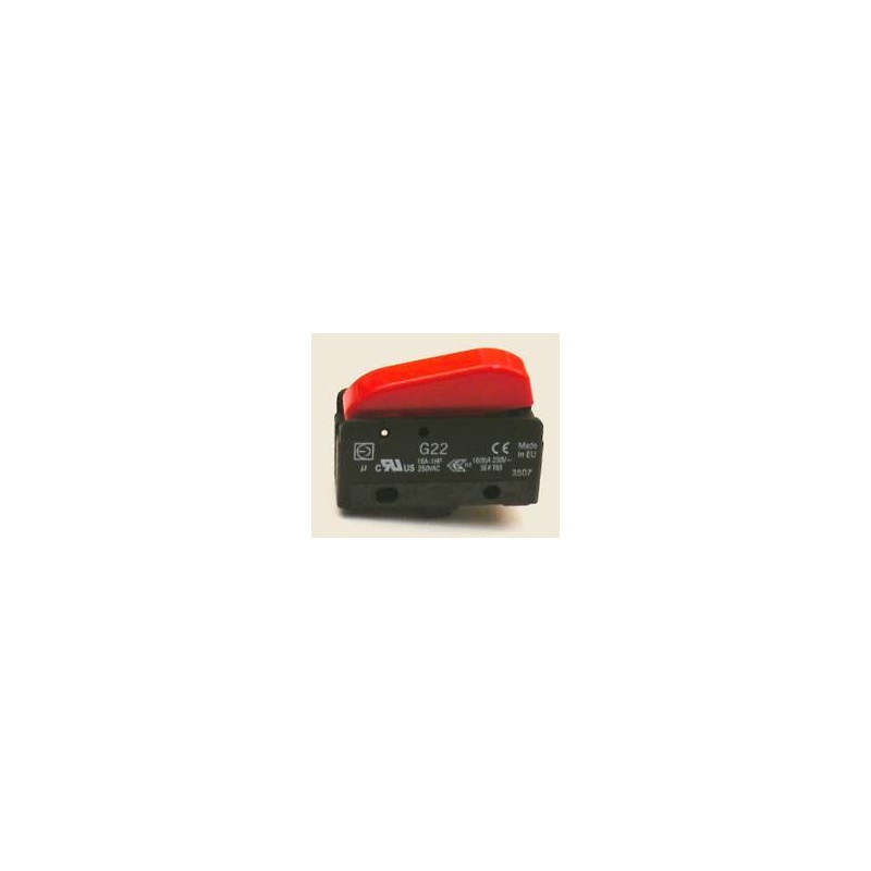 Micro contact rouge pour fer a repasser professionnel