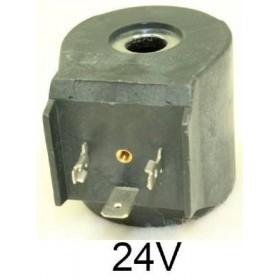 Bobine 24 volts pour éléctrovanne CEME série 99