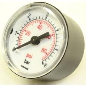 Manomètre pour chaudière STIROVAP MINOR STANDARD (5 litres)
