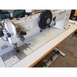 Machine industrielle bras long ADLER 221-273 2 aiguilles OCCASION