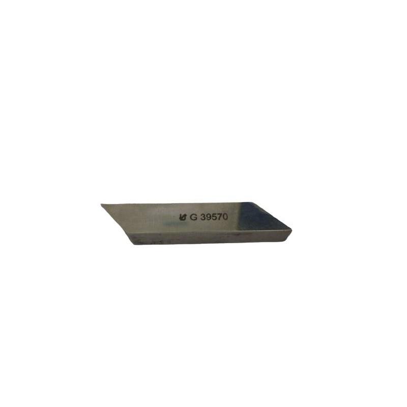 Couteau supérieur carbure CT39570 UNION SPECIAL
