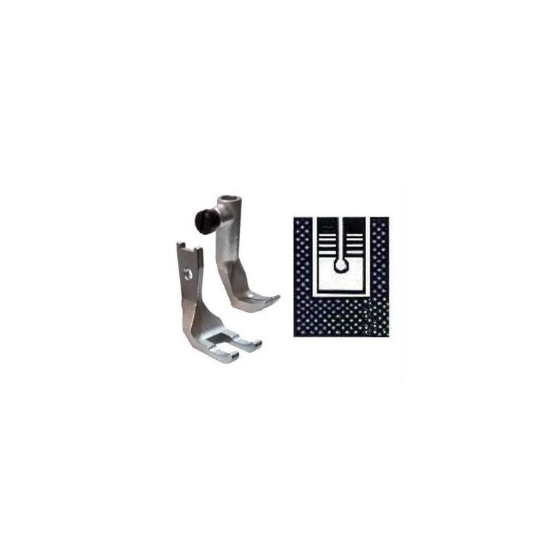 Kit pied standard pour griffe 8mm PFAFF 145/335/545/1245