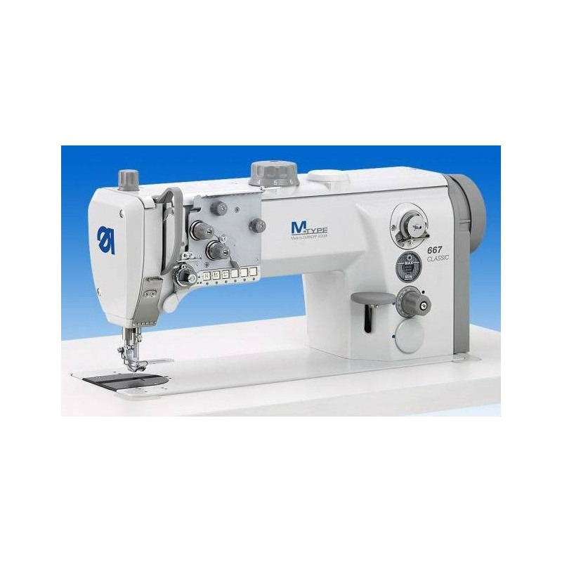DURKOPP ADLER 667-180010 ECO M-TYPE - Machine a coudre non coupe fil