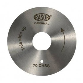 Lame RASOR 70CHSS Ø70mm
