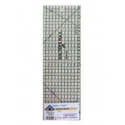 "Règle patchwork ""QR"" 11 x 36cm BOHIN"