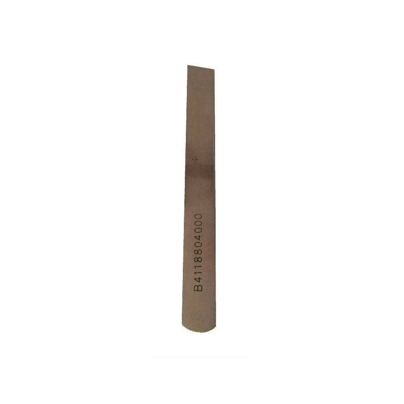 Couteau inférieur B4118804000 JUKI