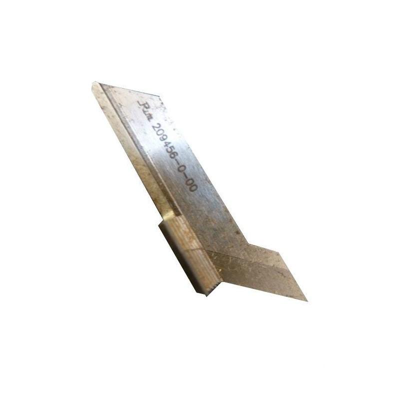 Couteau supérieur carbure 209456-0-00 RIMOLDI
