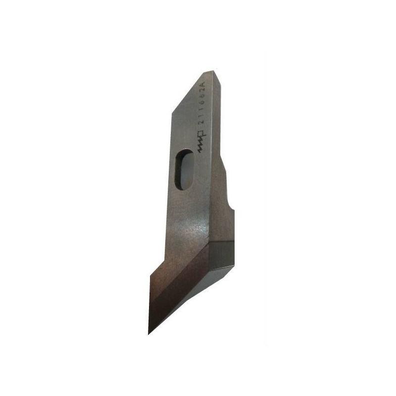 Couteau supérieur carbure denté 211662A PEGASUS / WILLCOX