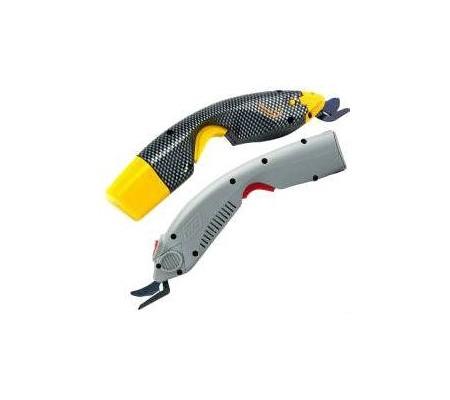 Cutter electrique a batterie WBT et EASY CUTTER pour tissus