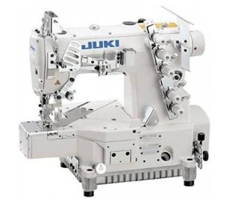 Machine a recouvrement, recouvreuse et colleteuse JUKI